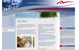 Norderstedt.Net Entwurf und Umsetzung
